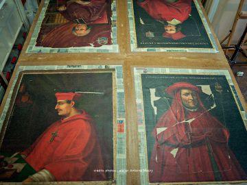 Portraits d'évêques